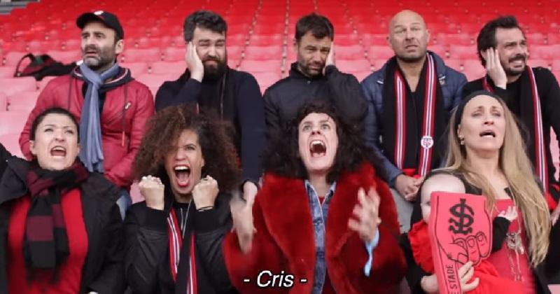 VIDÉO. Insolite : un duo de comédiens s'amuse des clichés chez les supporters de rugby