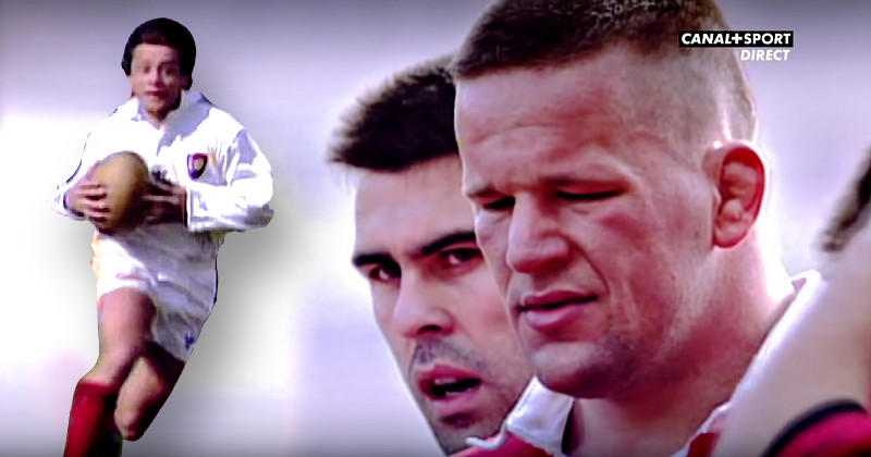 VIDEO. Califano, Comba, instant nostalgie avec Toulon/Toulouse en 1996