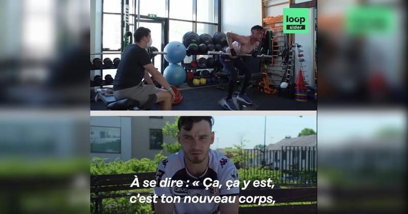 VIDEO. Courage, volonté, la reconstruction de Romain Carlier, cinq ans après son terrible accident