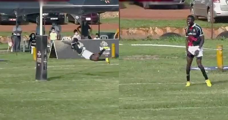 VIDEO. Le Ghana crucifie l'Algérie sur un essai incroyable de 100m à la 79e