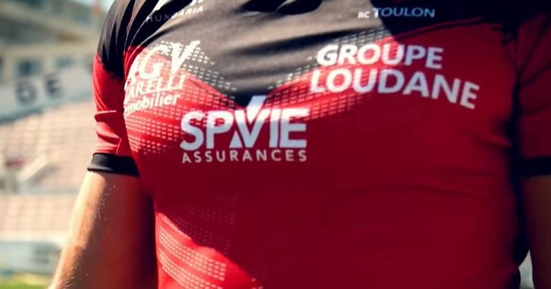 VIDÉO - Le nouveau maillot du RCT va régaler les supporters !