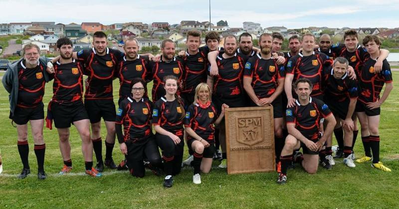 VIDÉO. Passion, cohésion sociale, vie de club et tournée à l'étranger : le rugby existe à Saint-Pierre-et-Miquelon !