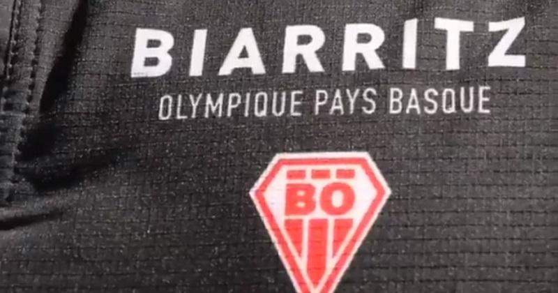 VIDÉO. PRO D2 : les nouveaux maillots du Biarritz Olympique pour la saison 2018/2019