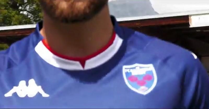 VIDEO. Pro D2. Un nouveau maillot couvert de références pour Grenoble