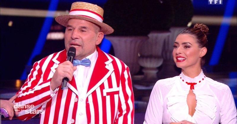VIDÉO. Vincent Moscato régale sur un Quick Step pour sa première à Danse avec les Stars !