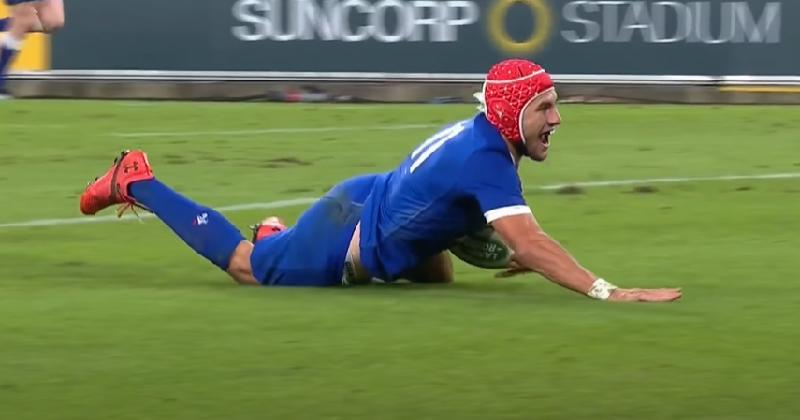 XV de France. Gabin Villière opéré, début de saison compromis avec le RCT