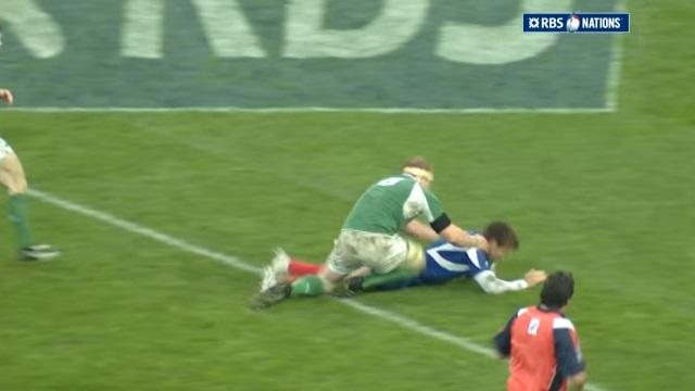 VIDEO. Tournoi des 6 Nations : les 3 fois où le XV de France nous a fait rêver face à l'Irlande