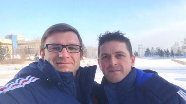 Vis ma vie d'arbitre en Sibérie pour la Challenge Cup lors d'Enisei-STM vs Connacht