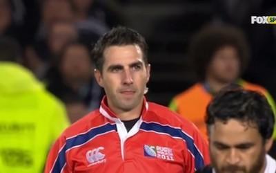 Vis ma vie de Craig Joubert dans ton fauteuil - Arbitre la finale !