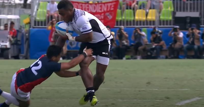 Vivez 10 minutes de pur bonheur avec ce best-of des joueurs fidjiens [VIDEO]