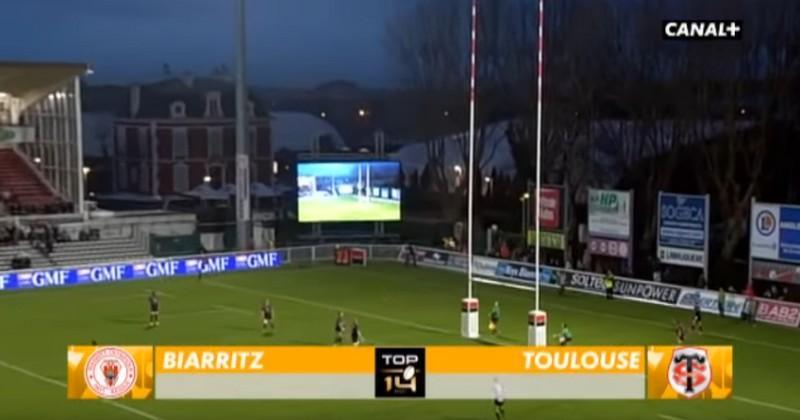 VIDEO. Harinordoquy, Poitrenaud, vous vous souvenez du dernier Biarritz vs Toulouse en Top 14 ?