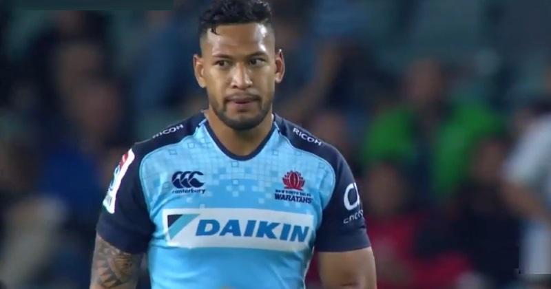 WALLABIES : Israel Folau prêt à arrêter le rugby après son licenciement
