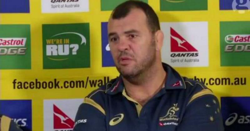 Wallabies : Michael Cheika reste... mais Scott Johnson est nommé directeur du rugby