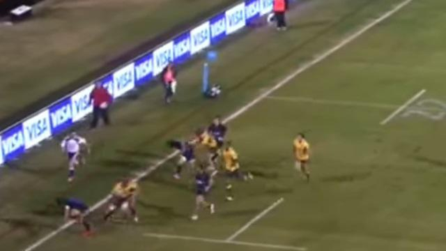 VIDEO. Rugby Championship. Michael Hooper cité pour un coup de poing sur Nicolas Sanchez