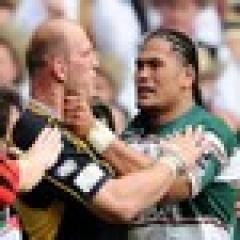Wasps vs Leicester : Bagarre entre Samoans et tampon de Rabeni