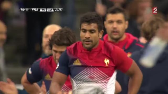 XV de France : la composition des internautes pour affronter les All Blacks