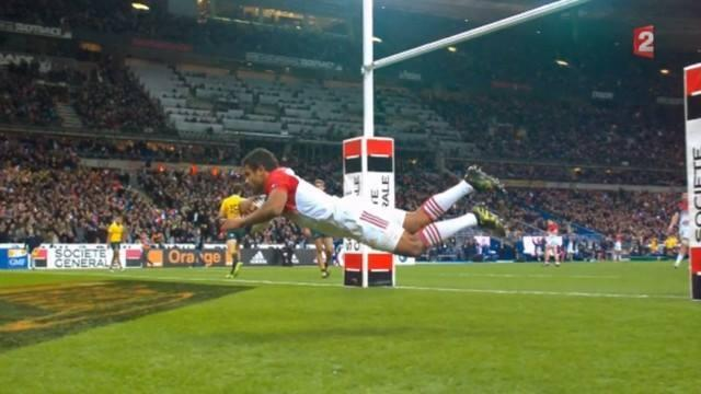 RESUME VIDEO. Le XV de France tombe les armes à la main face aux Wallabies