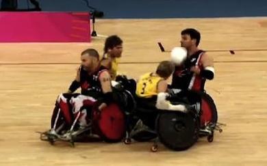 Rugby en Fauteuil Roulant : les espoirs français aux Jeux Paralympiques