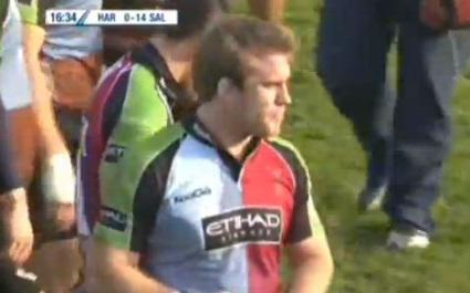 VIDEO. D'une carrière de rugbyman à celle d'arbitre, il n'y a qu'un pas