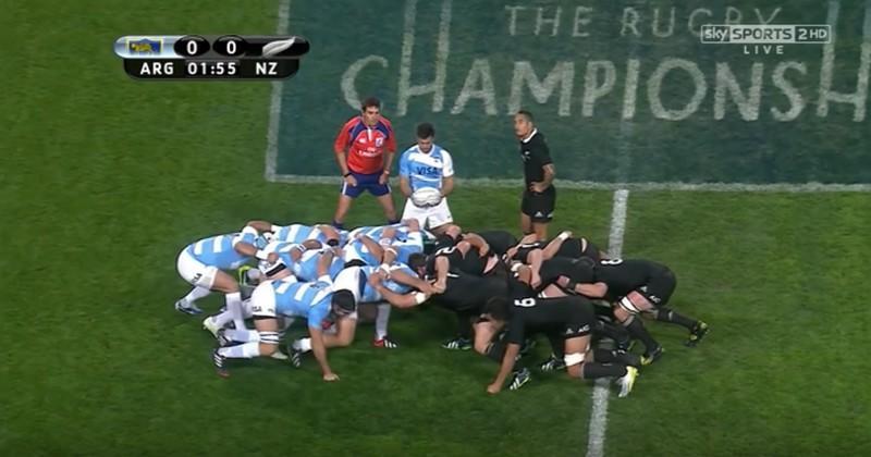 World Rugby valide un amendement sur l'engagement en mêlée