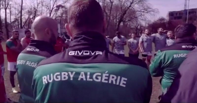 Historique, l'Algérie devient membre à part entière de World Rugby