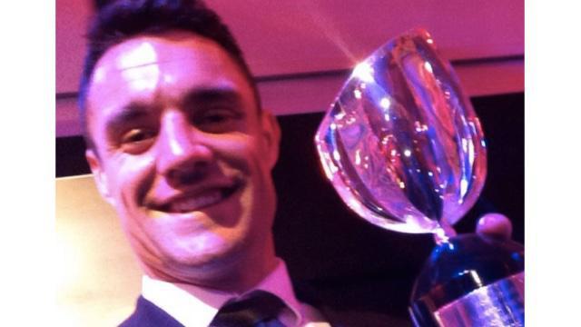 WORLD RUGBY AWARDS. Dan Carter sacré meilleur joueur du monde