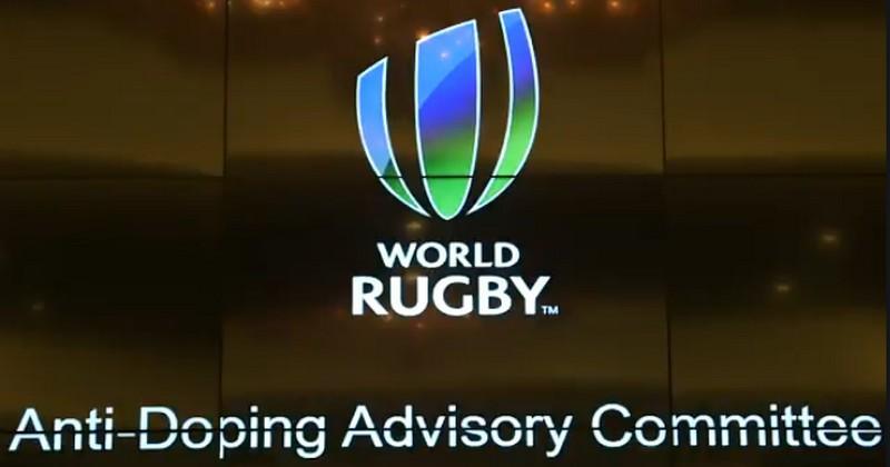 World Rugby dévoile les chiffres de son programme anti-dopage