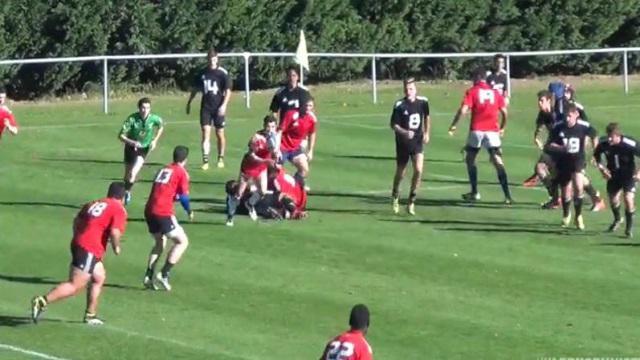 VIDEO. World Rugby essaie de nouvelles règles en France