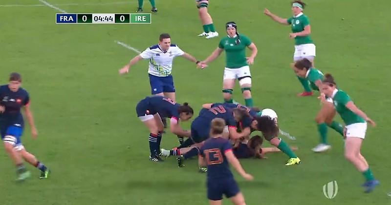 World Rugby renforce la règle sur le regroupement pour plus de sécurité