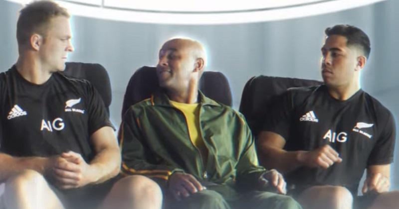 WTF : les All Blacks régalent avec les consignes de sécurité pour une compagnie aérienne ! [VIDEO]