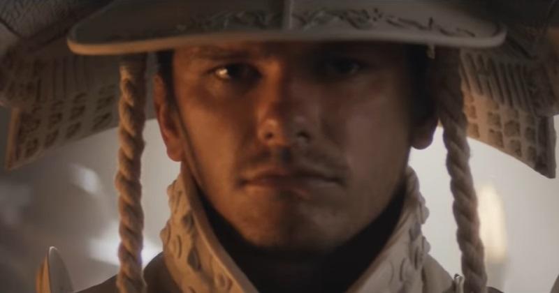 WTF - Owen Farrell se déguise en samouraï pour lancer la Coupe du monde de l'Angleterre ! [VIDEO]