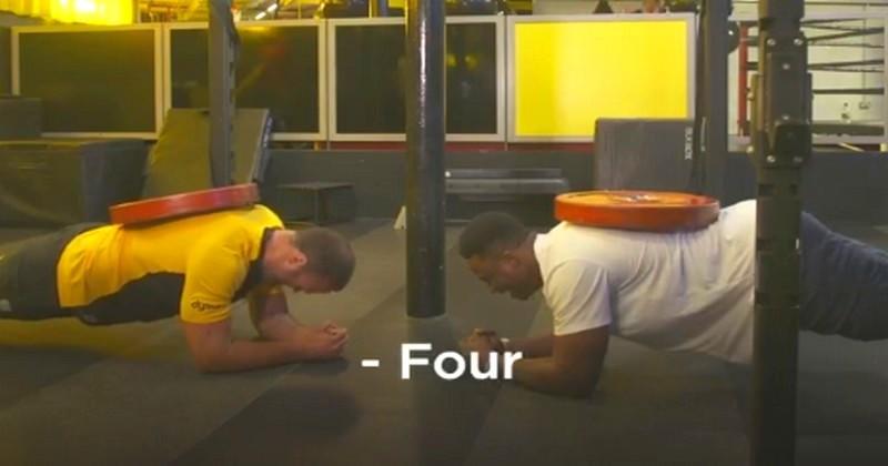 WTF - Rugby vs NFL, qui est le meilleur aux tests physiques ? [VIDÉO]