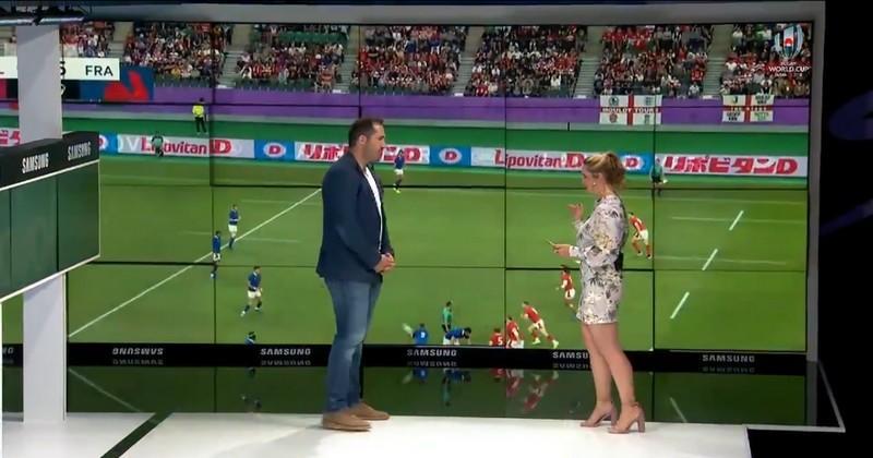 WTF - Scott Spedding s'essaie aux commentaires de rugby et c'est magique ! [VIDEO]