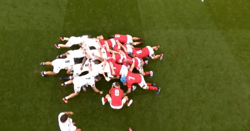 WTF : une bagarre éclate lors d'un entraînement dirigé entre l'Angleterre et la Géorgie