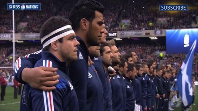 XV de France. C'est la grande lessive par rapport à Ecosse - France 2014