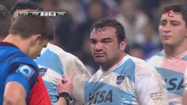 Argentine : Le sélectionneur des Pumas dévoile les 31 joueurs retenus pour le Mondial