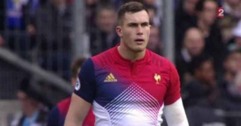 XV de France : Arthur Iturria forfait pour le stage, deux Clermontois appelés en renfort