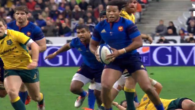XV de France. Wesley Fofana forfait, Teddy Thomas rappelé dans le groupe