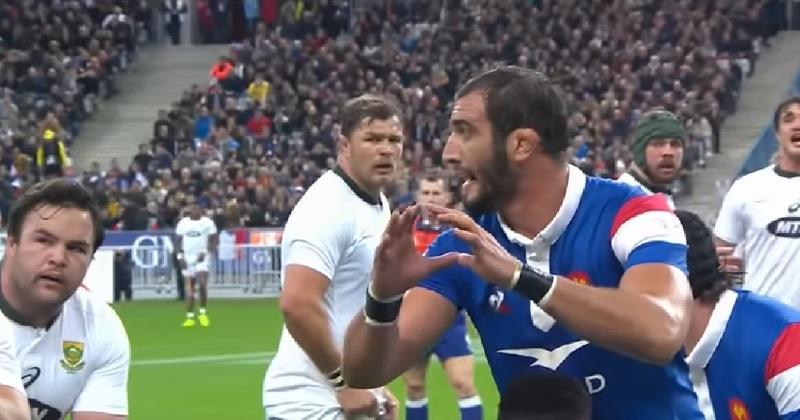 XV de France : Fickou au centre et Huget à l'aile contre l'Argentine