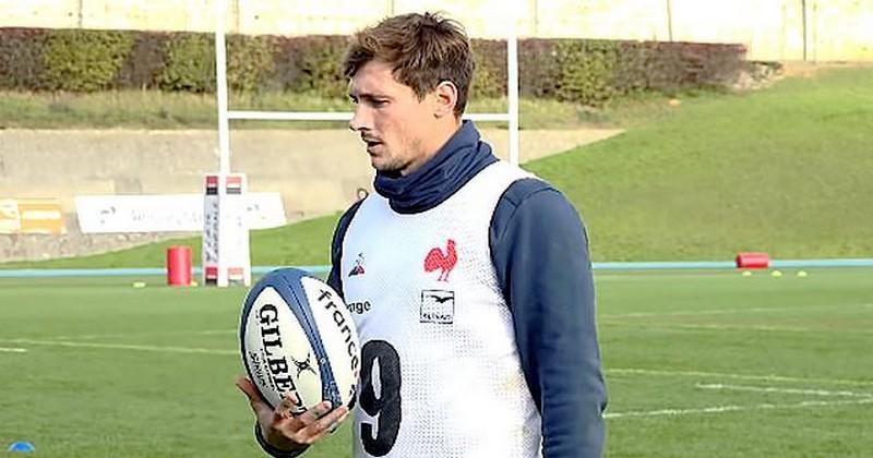 XV de France. Baptiste Serin (Toulon) forfait pour défier les Wallabies en Australie
