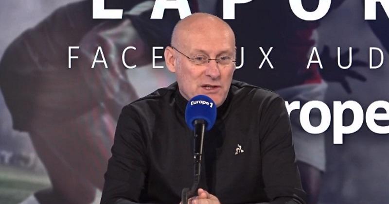 XV de France - Bernard Laporte : ''ce serait dangereux de changer de sélectionneur''