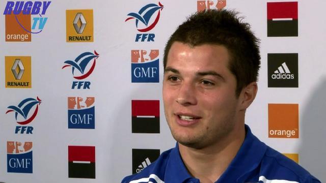 XV de France - Brice Dulin forfait pour les tests de novembre ?