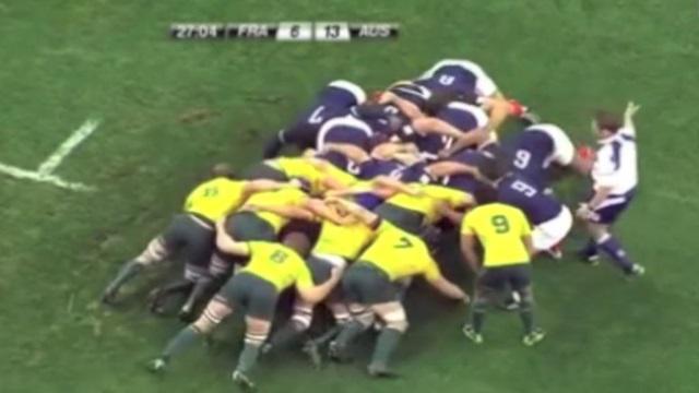 VIDEO. XV de France. La mêlée des Bleus est-elle encore dominatrice ?