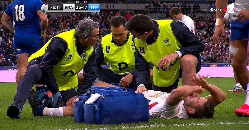 XV de France - Comment va Vincent Rattez après sa blessure contre l'Italie ?
