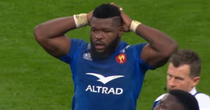 XV de France : Dany Priso forfait contre l'Ecosse, Etienne Falgoux convoqué