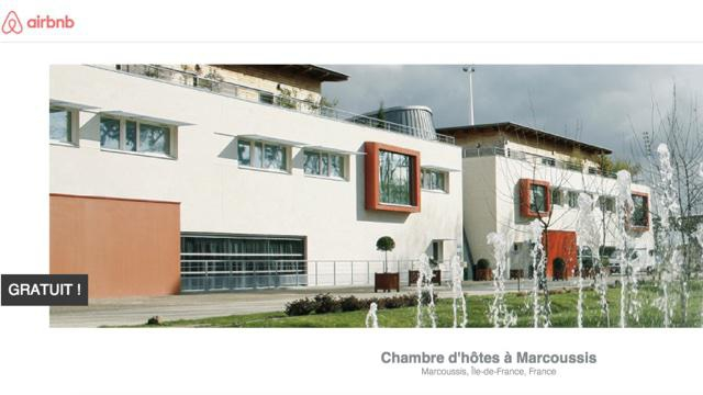 XV de France. Découvrez la page Airbnb du CNR Marcoussis !