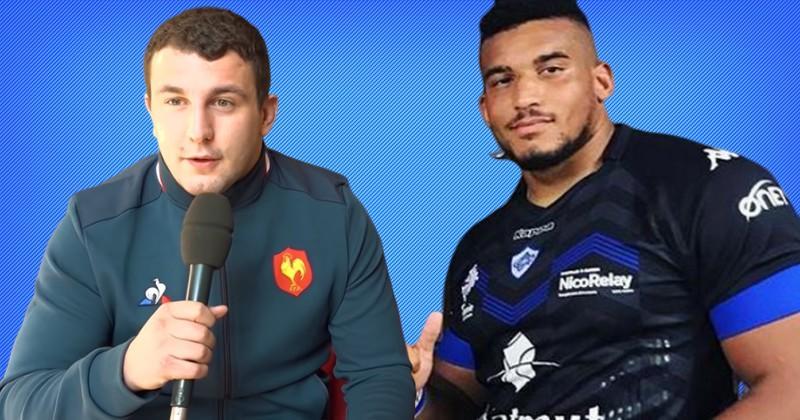 XV de France : Dorian Aldegheri forfait, Wilfrid Hounkpatin appelé pour le stage !