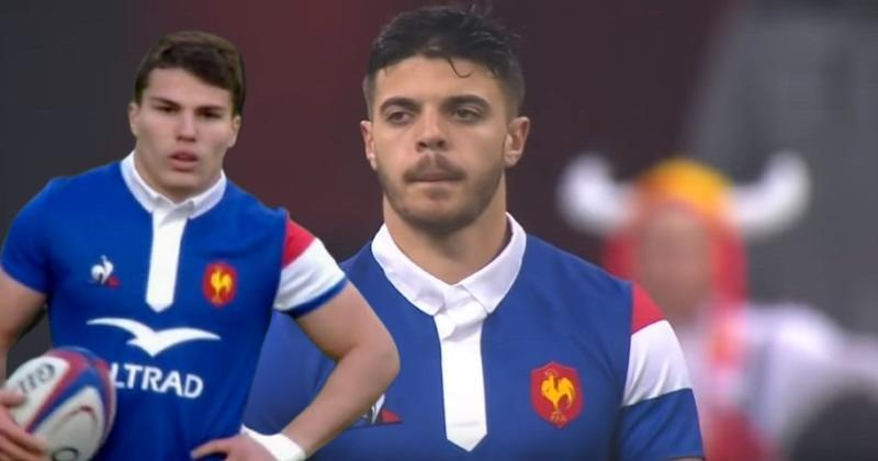 XV de France : Dupont - Ntamack à la charnière, la composition pour l'Ecosse dévoilée !