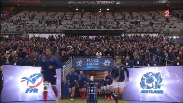 XV de France - Ecosse : la FFR fait cadeau des places à ses licenciés pour remplir le stade