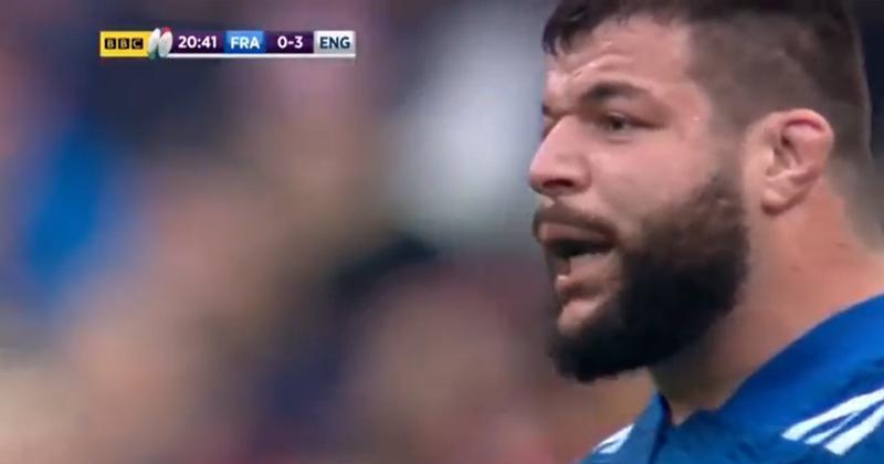 XV de France : épinglé par les arbitres en mêlée, quelles solutions pour Rabah Slimani ?